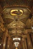A ópera ou o palácio Garnier. Paris, France. fotografia de stock