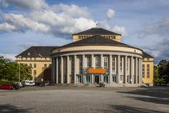 Ópera Sarrebruck fotografía de archivo