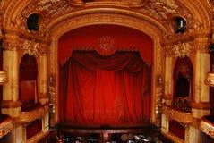 Ópera sueca real Imagenes de archivo