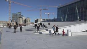 Ópera Sunny Day de Oslo