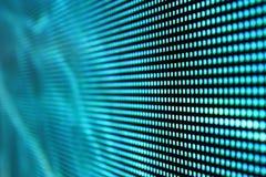 Fondo de la tecnología del LED Imagen de archivo libre de regalías