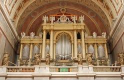 Órgão. imagem de stock