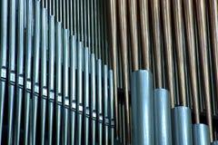 Órgão Fotografia de Stock