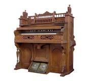 Órgão da bomba do vintage isolado Foto de Stock Royalty Free