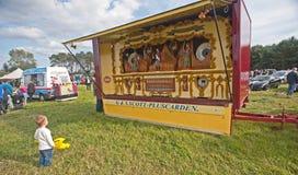 Órgão de rua decorado Foto de Stock
