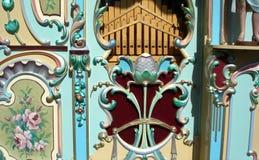 Órgão de tambor imagens de stock royalty free