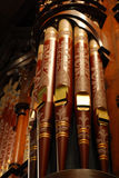 Órgão de tubulação 2 Fotografia de Stock