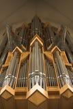 Órgão de tubulação Fotografia de Stock