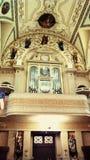 Órgano de la catedral Fotografía de archivo libre de regalías