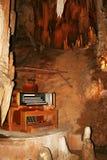 Órgano de la caverna Imagen de archivo libre de regalías
