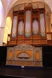 Órgano, Utrecht Foto de archivo