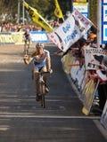 ô círculo de Cyclocross do copo 2011-2012 de mundo Imagem de Stock