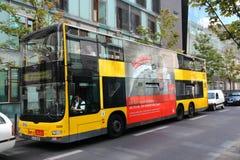 Ônibus da cidade de Berlim Imagens de Stock