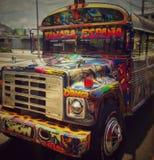 Ônibus da galinha Fotografia de Stock