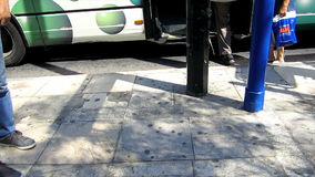 Ônibus de espera do homem filme