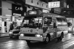 Ônibus de Hong Kong Express Imagens de Stock Royalty Free