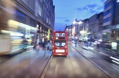 Ônibus de Londres Imagens de Stock