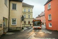 Ônibus em Freising Fotos de Stock