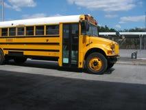 Ônibus escolar dos EUA Imagem de Stock