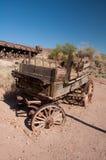 Ônibus ocidental selvagem Imagens de Stock Royalty Free