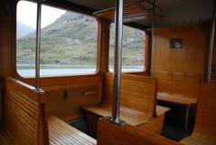 Ônibus velho Fotografia de Stock