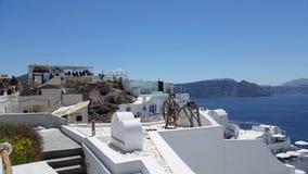 Ö av Grekland Royaltyfria Foton