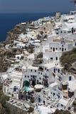 Santorini Fotografering för Bildbyråer