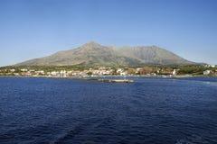 Ö av Samothraki i Grekland fotografering för bildbyråer