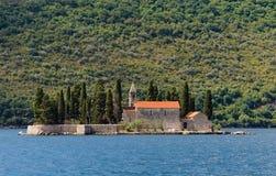 Ö av St George eller den döda ön Royaltyfria Bilder