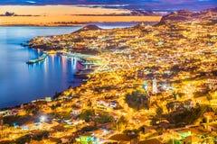 Ö för Funchal —madeira, Portugal Fotografering för Bildbyråer