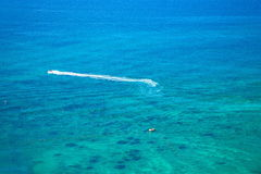 Ö för gränsöLingshui dykning Royaltyfria Foton