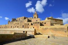 Ö Gozo, Europa Royaltyfri Foto