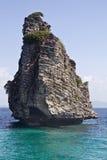 Ö i havet arkivfoton