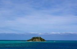 Ö i Stilla havet Arkivbild