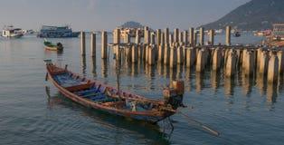 Ö Ko Tao, Thailand Royaltyfria Bilder
