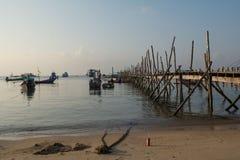 Ö Ko Tao, Thailand Arkivbilder
