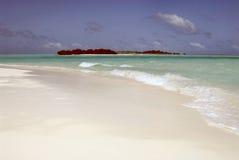ö maldivian arkivfoton