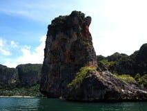 Ö-vagga i det Andaman havet royaltyfri bild