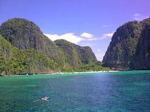 öar Royaltyfri Foto