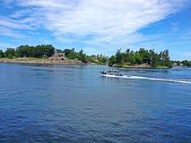 öar Royaltyfria Foton