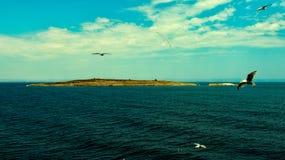 öar Royaltyfri Bild