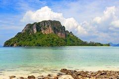 Öar i golfen av Siam, Thailand Royaltyfria Bilder
