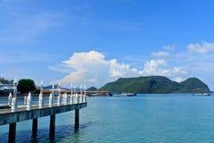 öar langkawi Royaltyfria Bilder