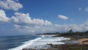 öar liggande sedda tenerife för kanariefågelgomera ö Arkivbild