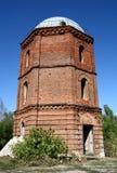 öde observatorium Royaltyfri Fotografi