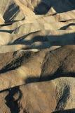 Ödländer, Zabriskie-Punkt, Nationalpark Death Valley, USA Lizenzfreie Stockfotografie