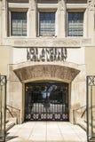 Öffentliche Bibliothek im Stadtzentrum gelegenes Los Angeles Lizenzfreie Stockfotos