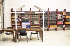 Öffentliche Bibliothek Mario de Andrade lizenzfreie stockbilder