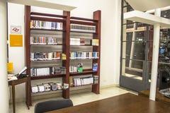 Öffentliche Bibliothek Mario de Andrade Stockbilder