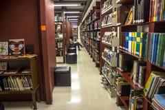 Öffentliche Bibliothek Mario de Andrade stockfotos